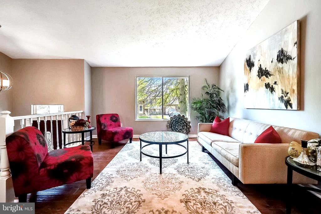 living room - 11501 SCOTTSBURY TER, GERMANTOWN