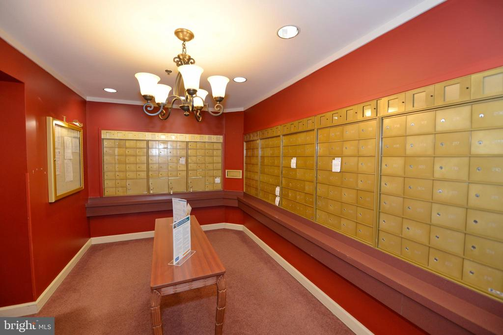 MAIL ROOM - 19385 CYPRESS RIDGE TER #307, LEESBURG
