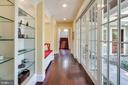 Lots of built-ins & attention to detail throughout - 809 HOMESTEAD LN, CROWNSVILLE