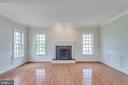 Living room - 41386 RASPBERRY DR, LEESBURG