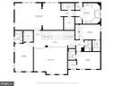 Floor plan (upper level) - 41386 RASPBERRY DR, LEESBURG