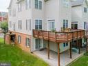 Deck and Patio to enjoy the views - 606 ANDREW HILL RD, ARNOLD