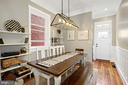 Main Level - Dining Room - 524 1ST SE, WASHINGTON