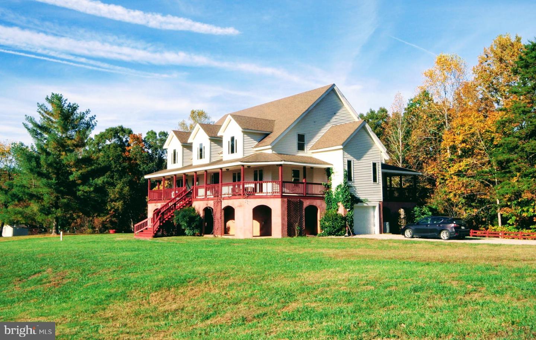 Single Family Homes 為 出售 在 Dillwyn, 弗吉尼亞州 23936 美國