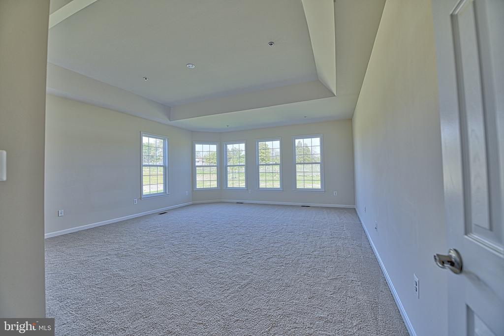 Master Bedroom - Huge and Gorgeous! - 11202 KING GALLAHAN CT, CLINTON