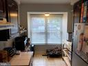 Kitchen with area to put table - 8 S CHERRY GROVE AVE, ANNAPOLIS