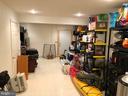 Versatile finished basement. - 8 S CHERRY GROVE AVE, ANNAPOLIS