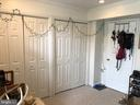 Bedroom 2 is spacious with plenty of closet space - 8 S CHERRY GROVE AVE, ANNAPOLIS