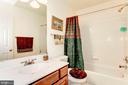 Hall Bath - 7104 DUDROW CT, SPRINGFIELD