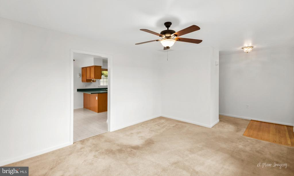 Living Room - 103 S ADAMS ST, WOODSBORO