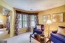 Master bedroom sitting area - 206 WATKINS CIR, ROCKVILLE