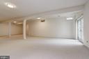 Recreation Room - 6115 HOLLY RIDGE CT, COLUMBIA