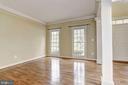 Formal Living Room - 6115 HOLLY RIDGE CT, COLUMBIA