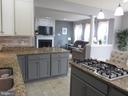 1st floor: Kitchen to living family room - 27 CAPE COD, MARTINSBURG