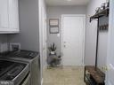 1st floor: large laundry room and mudrom - 27 CAPE COD, MARTINSBURG