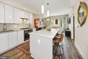 Kitchen - 1311 13TH ST NW #102, WASHINGTON