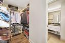 Walk-in Closet - 1311 13TH ST NW #102, WASHINGTON