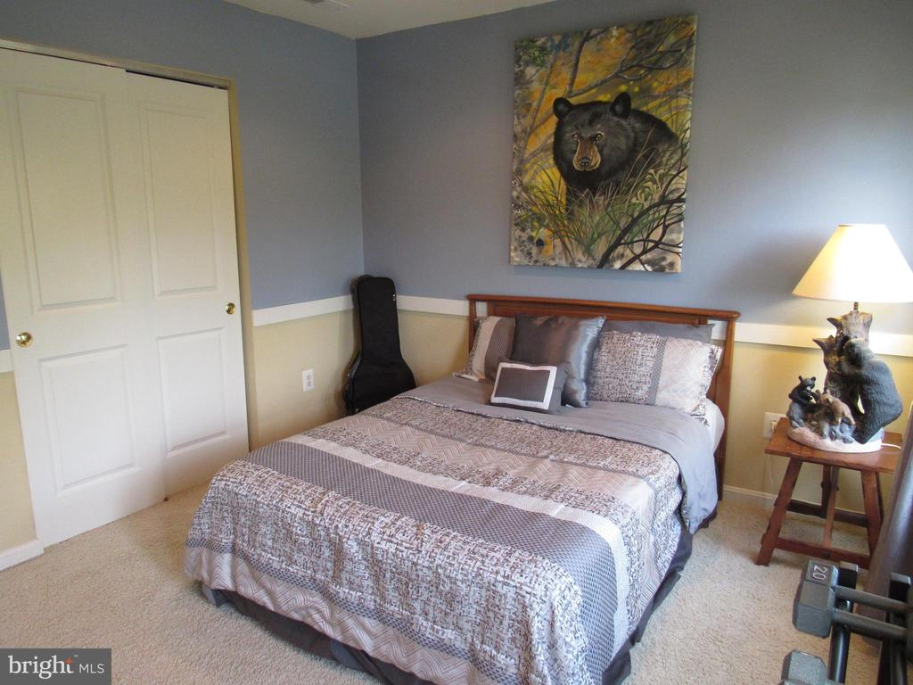 2nd floor:  bedroom 2 with large closet - 27 CAPE COD, MARTINSBURG