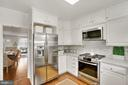 Kitchen - 1555 33RD ST NW, WASHINGTON