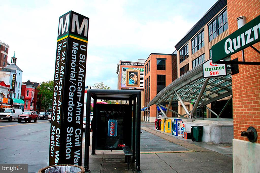 U Street Metro - 1414 BELMONT ST NW #309, WASHINGTON