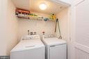 Laundry - 2231 JOHN GRAVEL RD #M, MARRIOTTSVILLE