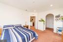 Master Bedroom - 2231 JOHN GRAVEL RD #M, MARRIOTTSVILLE