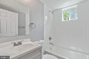 Downstairs Full Bath - 4503 ALLIES RD, MORNINGSIDE