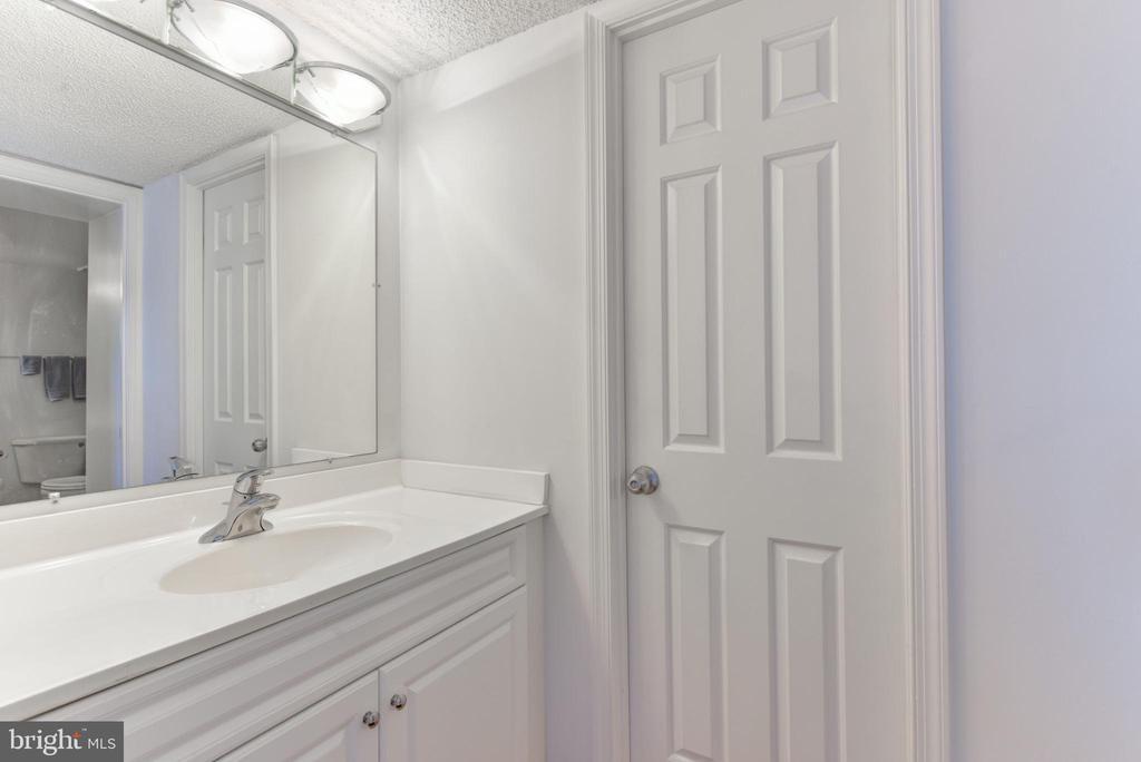 Dressing Area Master Bathroom - 3800 POWELL LN #PH 30, FALLS CHURCH