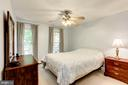 Third UL bedroom - 11329 CLASSICAL LN, SILVER SPRING