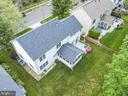 Aerial View 2 - 43671 MINK MEADOWS ST, CHANTILLY