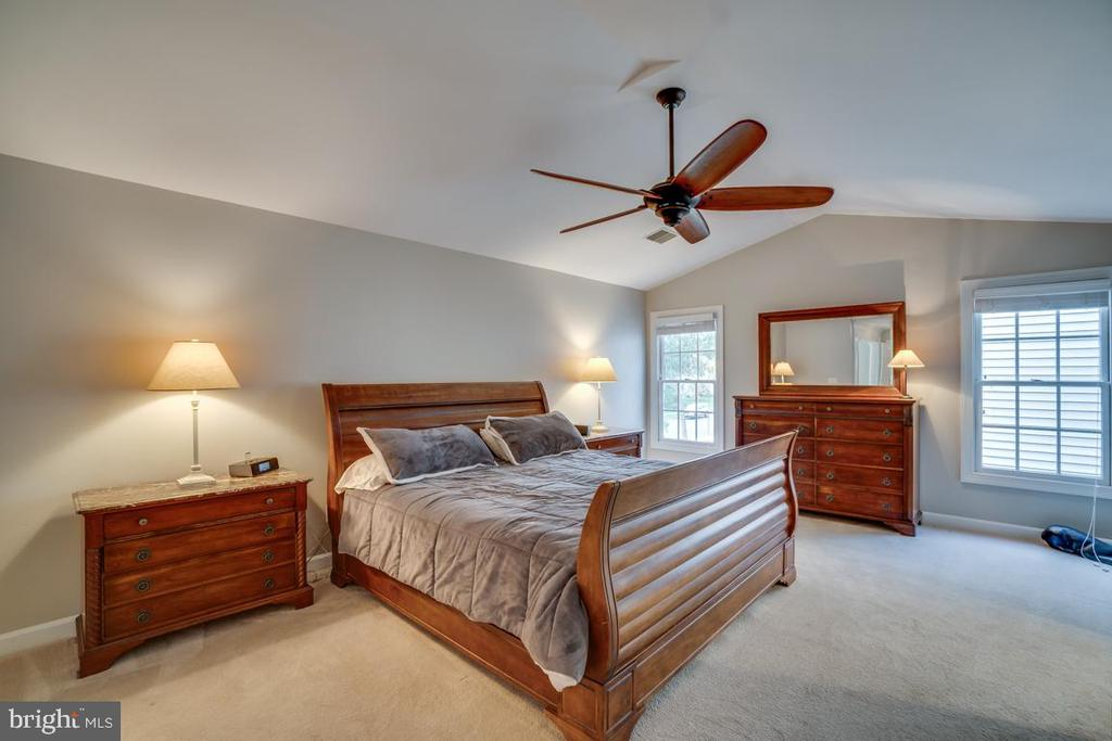 Master Bedroom View - 43671 MINK MEADOWS ST, CHANTILLY