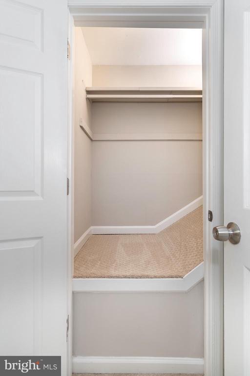Bedroom 3 Closet - 5362 HAYES ST NE, WASHINGTON