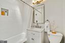En-Suite Full Bath - 1555 33RD ST NW, WASHINGTON