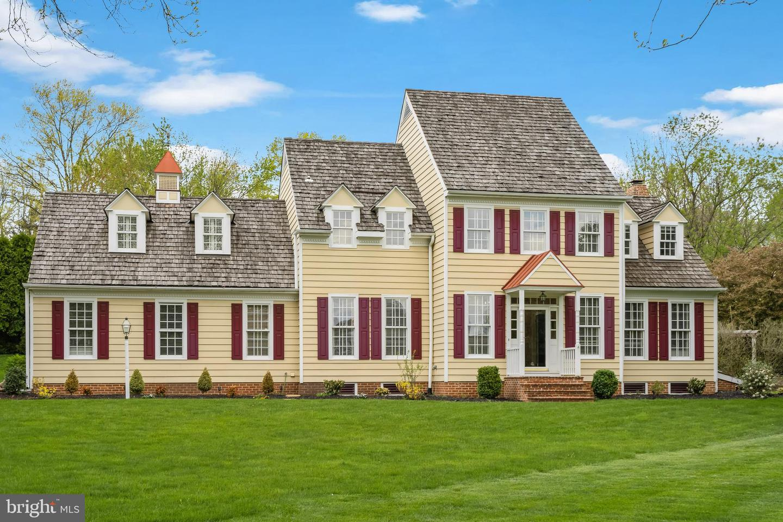 Single Family Homes 용 매매 에 Langhorne, 펜실바니아 19047 미국