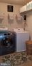 Laundry room on bedroom level - 15839 JOHN DISKIN CIR #72, WOODBRIDGE