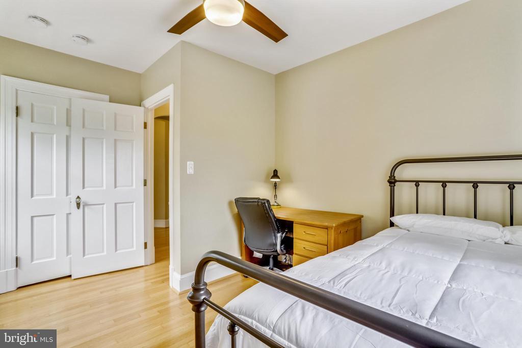 No tiny bedrooms here! - 4924 BUTTERWORTH PL NW, WASHINGTON