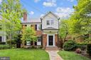 Prewar charm and covered front steps - 4924 BUTTERWORTH PL NW, WASHINGTON