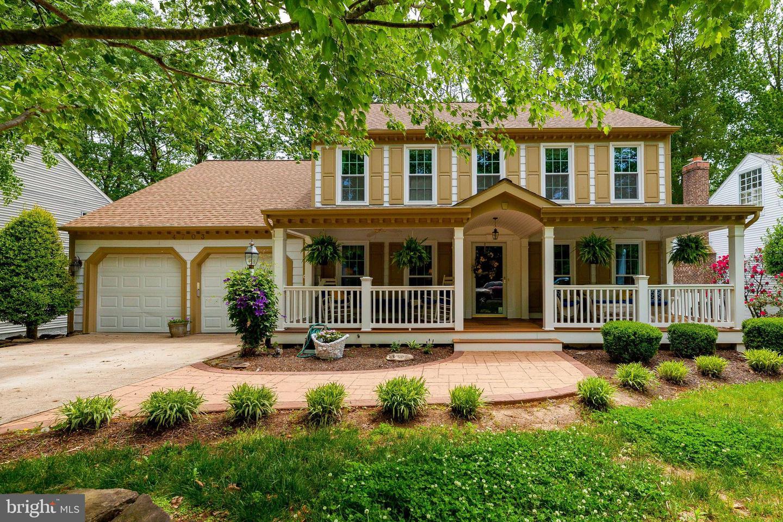 Single Family Homes 為 出售 在 Dumfries, 弗吉尼亞州 22025 美國
