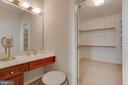 Private make up vanity - 17072 SILVER CHARM PL, LEESBURG