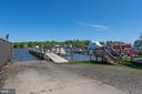 Oyster Creek community boat ramp - 1218 WASHINGTON DR, ANNAPOLIS