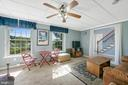 Walk-out, lower level family room - 1218 WASHINGTON DR, ANNAPOLIS