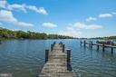 Great spot for fishing or boating - 1218 WASHINGTON DR, ANNAPOLIS