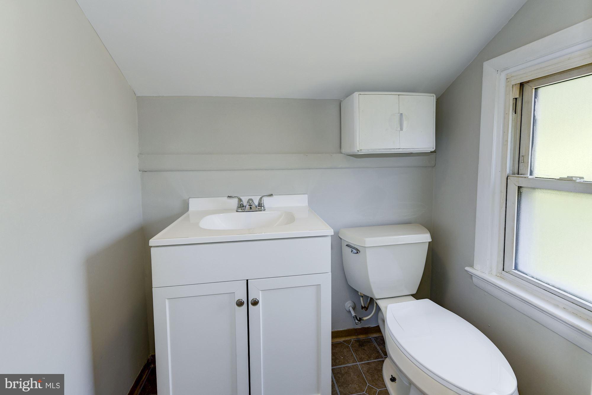 Master Bedroom Half Bath
