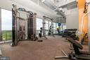 Exercise facility on 17th floor - 2001 15TH ST N #812, ARLINGTON