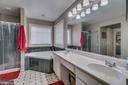 Master Bath - 9508 TIMBERLAKE RD, FREDERICKSBURG