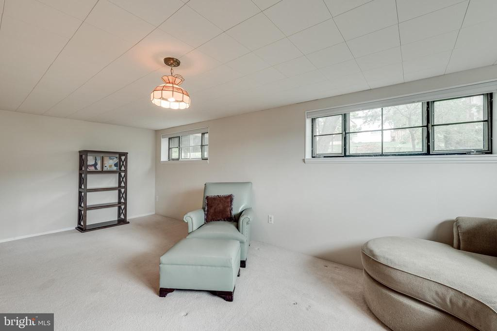 Recreation Room - 5951 KEDRON ST, SPRINGFIELD