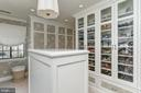 Master Closet - 6409 KENNEDY DR, CHEVY CHASE