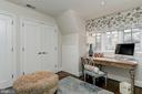 Dressing Room - 6409 KENNEDY DR, CHEVY CHASE