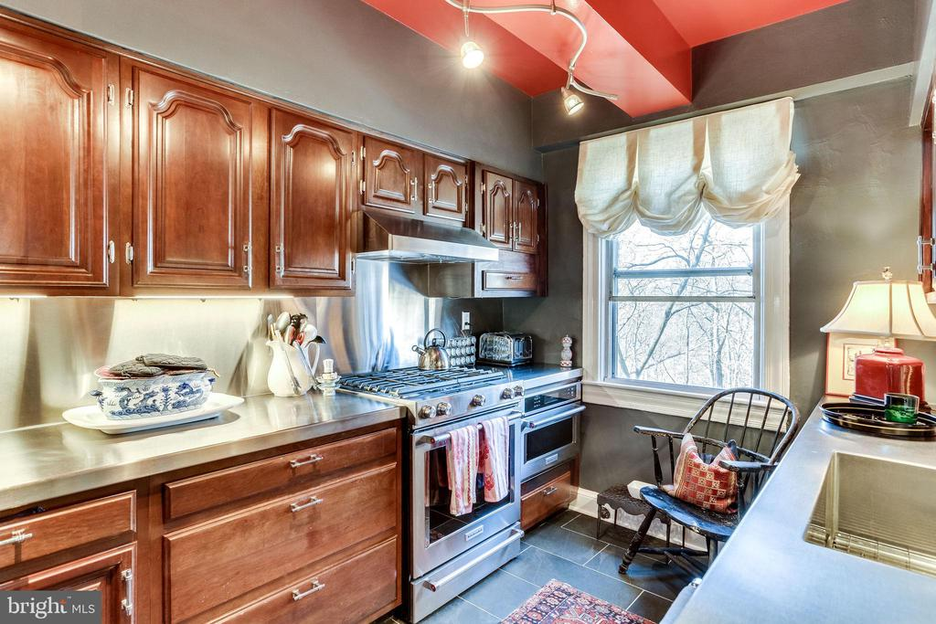 New kitchen in 2019 Stainless appliances - 4000 CATHEDRAL AVE NW #43-B, WASHINGTON