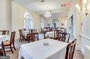 Catering special event dining room - 4000 CATHEDRAL AVE NW #43-B, WASHINGTON